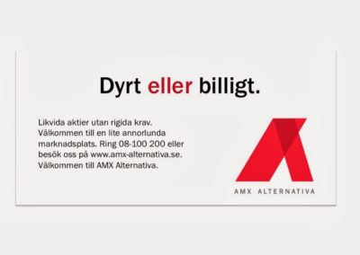 Alternativa Aktiemarknaden