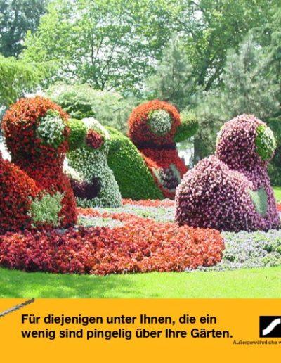 Annons ur reklamkampanj för Stiga
