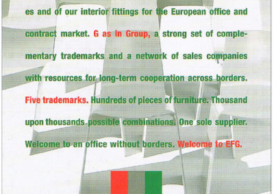 EFG European Furniture Group