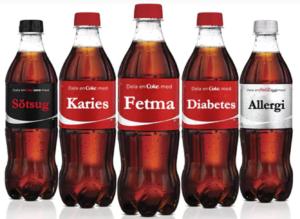 coca-cola flaskor